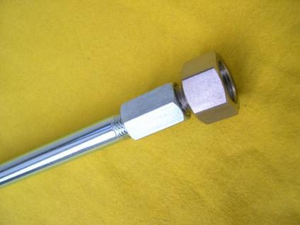 Lanze M22 + Variodüse (3-fach-Düse) aufschraubbar auf Kärcher Hochdruckreiniger