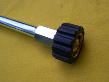 Dachrinnen - und WC - Lanze mit Düse für Kärcher Hochdruckreiniger - Pistole - Vorschau 2