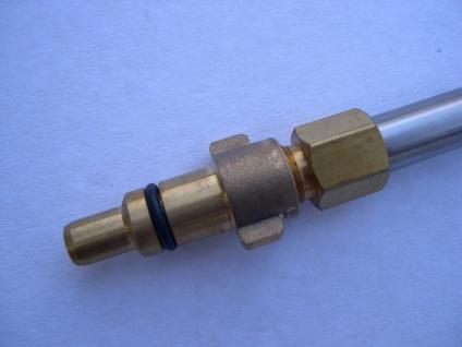 Komplette einfache Sandstrahleinheit f. Nilfisk Alto Hochdruckreiniger 301112493