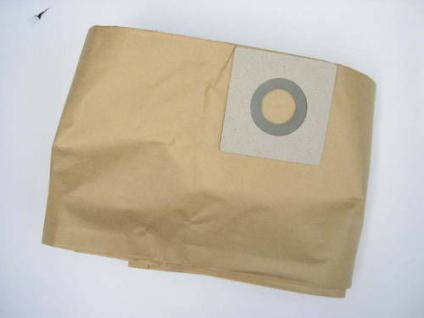 10 Staubbeutel Filtersäcke Kärcher NT 501 551 Sauger