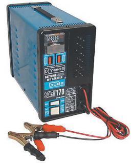 Batterielader für Auto PKW Batterie - Ladegerät Autobatterie Batterieladegerät