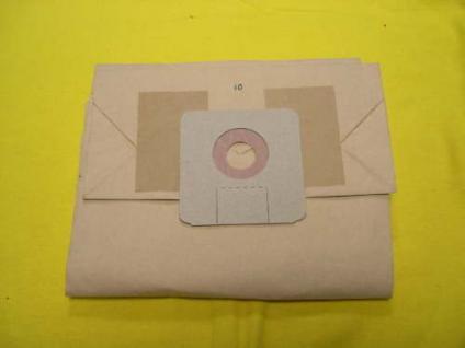 10 Staubsaugerbeutel Filtersack Filterbeutel Alto Nilfisk GD1010 Saltix 3 Sauger