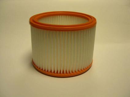 Filter für Parkside PNTS 30/6 30/7 30/8 30/9 Rundfilter Faltenfilter Dauerfilter