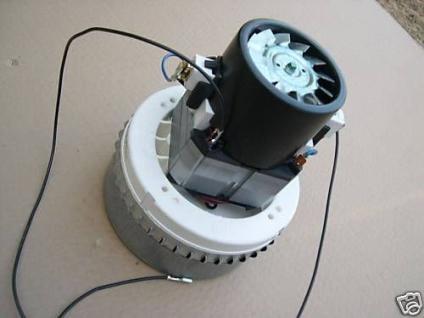 Industriesauger - Motor 1, 4KW Wap Nilfisk Alto Festo