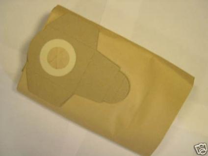 Papierfilterbeutel Lidl Parkside NT Sauger