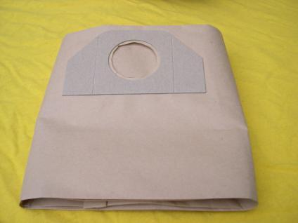 5 Filtertüten Nilfisk Alto Attix 30-01 30-11 30-21 PC XC Nass-/Trocken- Sauger