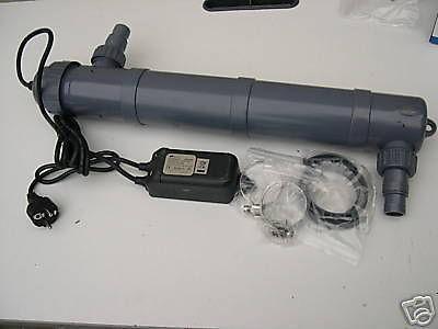UVC Teichklärer 36 Watt UV - Wasserklärer Sterilizer