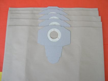 10 Stück Filtersack Filterbeutel Filtertüten Lavor GB GNX Lavorwash Sauger - Vorschau