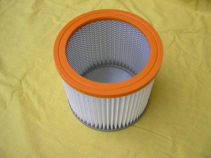Filter für Parkside PNTS 23 E 23E Rundfilter Dauerfilter Faltenfilter PNTS23E