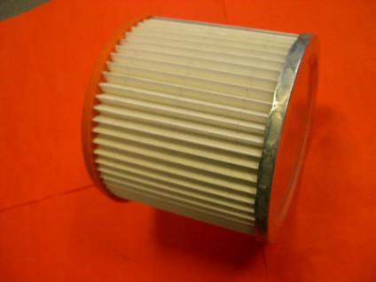 Filter Filterpatrone Rundfilter AQUAVAC Industriesauger