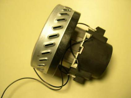 1,1KW Saugmotor 1-stufig Wap Kärcher Bosch Nilco Sauger - Vorschau