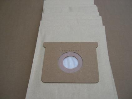 10 Filterbeutel 3-lag. Kärcher NT NTZ 361 eco TE Sauger