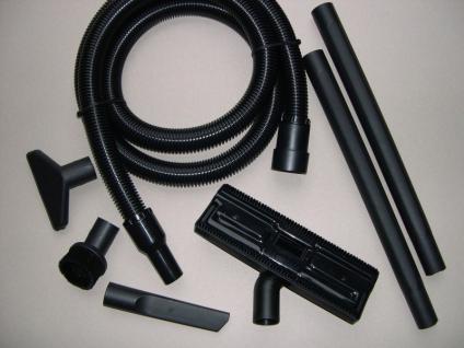2, 5m Saugschlauch - Set 9-tg 40mm Einhell RT-VC 1500 1600 E Inox Duo 1250 Sauger