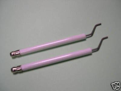 1 Paar Zündelektroden 6mm für Wap Alto C CS Hochdruckreiniger älteren Baujahres