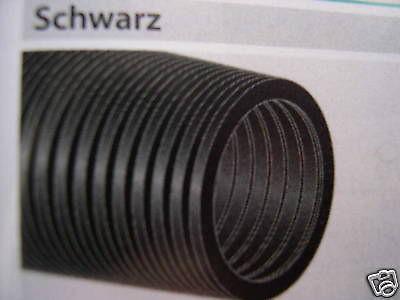 Saugschlauch 40mm DN32/40 Meterware Parkside Einhell TopCraft Kärcher NT Sauger
