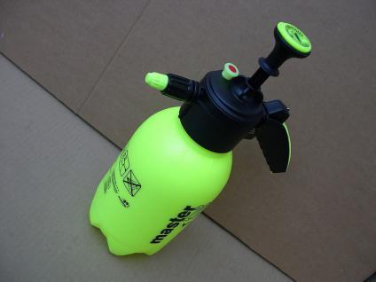 Vorsprühgerät 1, 5 l Drucksprüher Sprühgerät Sprühflasche Desinfektionsmittel