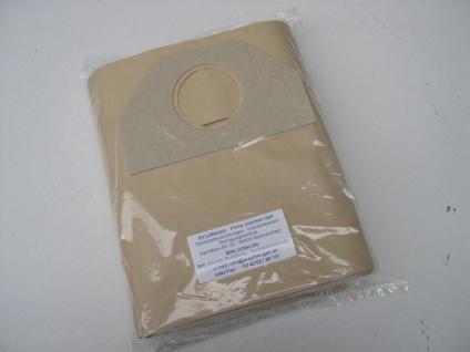 Filtersäcke 1-lg. Filtertüten Filterbeutel Europa Rocky I Igefa Bluematic VC9