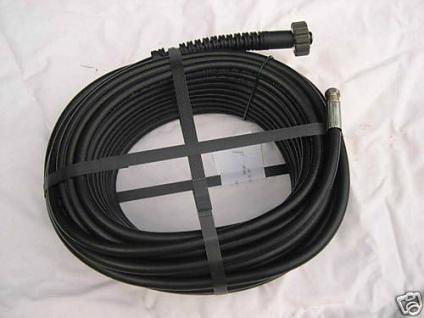 Rohrreinigungs - Schlauch 20m Kärcher HD 1010 1020 1040 1050 B Hochdruckreiniger