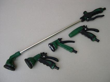 """Brause - Reinigungs - Set 8-tlg. mit Sprühpistole für 1/2"""" Wasserschlauch BS"""