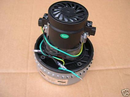 Industriesauger - Motor 1200W passend für Nilfisk Wap Lorito Kenter Nilco Sauger