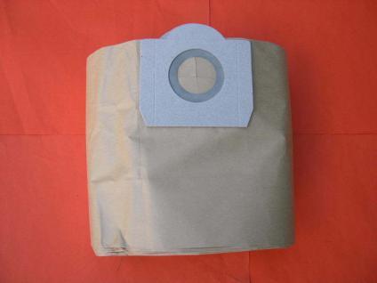 5er Pack Staubbeutel Filtertüten Filtersäcke Wap Turbo 1001 KI Euro SA Sauger