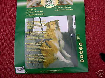 Sicherheitsgurt für Hunde Gr.XS Autogurt OVP - Vorschau