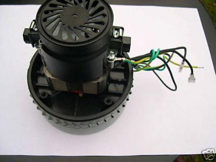 Motor 1, 2KW Wap Alto Attix 350 360 Turbo XL 1001 Sauger