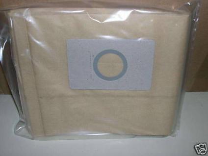 VPE Papierfiltertüten Kärcher NT 700 702 Filtersäcke