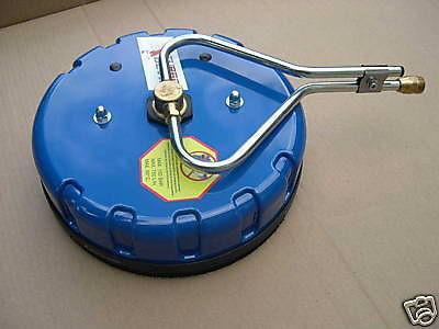 Turbodevil Bodenreiniger / Wandreiniger für Kärcher u. Kränzle Hochdruckreiniger - Vorschau