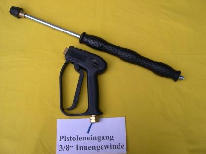 """Pistole 3/8"""" + Lanze 90cm + Düse für Nilfisk Neptune Booster Hochdruckreiniger"""
