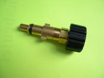 Bajonett - Adapter f. Wap Alto Stihl Lavor Hochdruckreiniger Pistole auf M22 IG