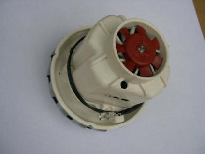Motor 1.2KW Nilfisk Alto Attix 40-01 Pc INOX Sauger