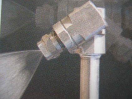 240° beweglicher Düsenhalter Kränzle Kärcher HD HDS - Vorschau 2