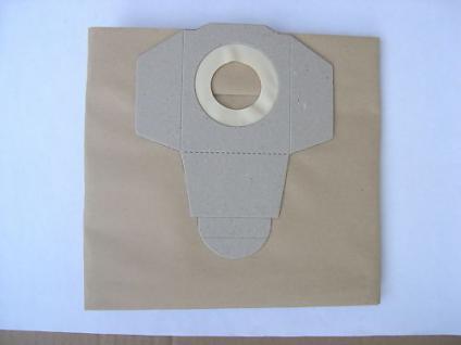 5 Filtersäcke Einhell Inox 1450 WA NT Sauger Saubsauger
