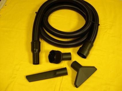 2,5m Saugschlauch -Set 6tg 40 mm Parkside PNTS 1300 1400 1500 A1 B1 B2 NT Sauger