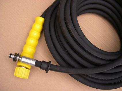 20m Schlauch Stecknippel -11 Kärcher HDS 1195-4 1295-4 S eco Hochdruckreiniger