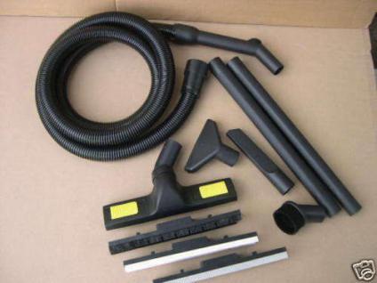 Saugset 12 DN32 40mm Kärcher NT 25/1 35/1 40/1 45/1 55/1 65/2 301 702 Sauger - Vorschau