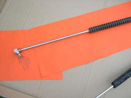 Lanze mit drehbarem Düsenträger für Wap Alto Nilfisk Hochdruckreiniger