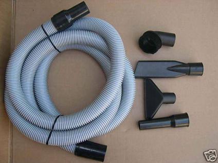 3, 5m Auto - Saugschlauch Set 7-tlg 38mm Narex VYS 15 25 35 Sauger Staubsauger