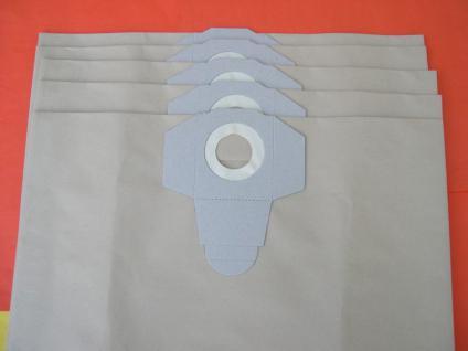Filtertüten Einhell Inox 1450 WA NT Sauger Staubsauger
