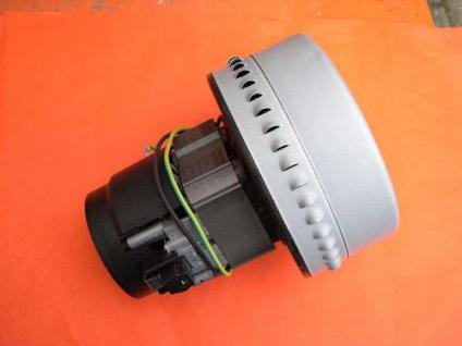 1200 W Saugturbine Saugmotor Motor für Staubsauger Industriesauger u. NT- Sauger