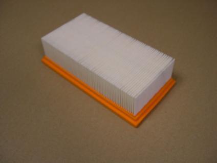 Faltenfilter Filter für Kärcher NT 361 561 611 35 55 eco M Sauger Staubsauger - Vorschau