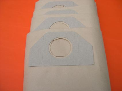 10 Staubsaugerbeutel Filter Beutel Wap-Alto SQ4 - SQ450