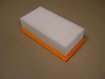 Flachfaltenfilter Filter für Kärcher NT65 NT72 Sauger 00 - 6.904-283 - Vorschau