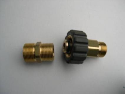 Schlauchverbinder 2tlg. M21 Wap Alto Hochdruckreiniger