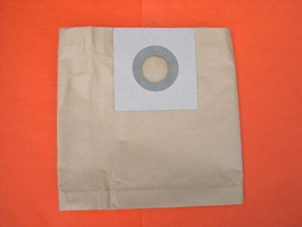 10 Filterbeutel Filtertüten für Kärcher NT 501 551 Sauger