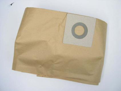 VPE a10 Staubsaugerbeutel für Kärcher NT 501 551 Sauger Filterbeutel Filtertüten - Vorschau