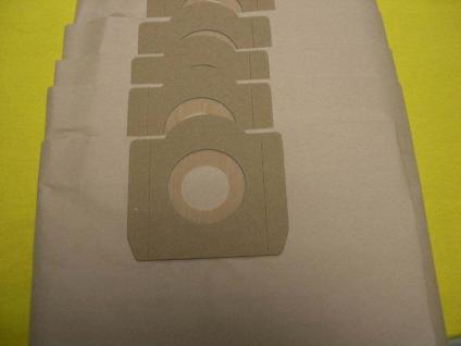 5 St. Filtertüten Nilfisk Alto Attix 30-01 30-11 30-21 PC XC Nass-/Trockensauger - Vorschau