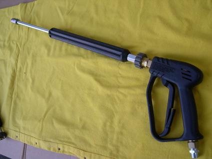 Spritzgarnitur Pistole + Lanze 600mm für Wap Alto C CS DX SC Hochdruckreiniger - Vorschau