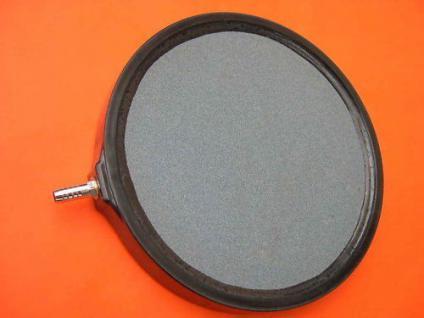 Teller- Ausströmerstein 20cm für Teichbelüfter Belüfter